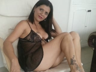 webcam amateur con MichelleLatina