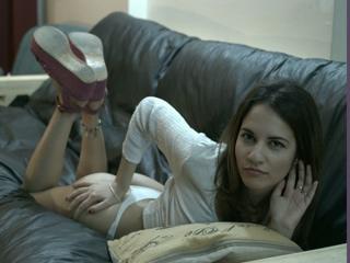 Chica del Videochat: Lunita