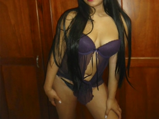 webcam amateur con Juliana