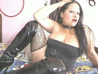 Webcam amateur Valeria