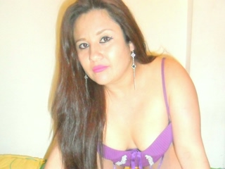 sexo por webcam con Daniela