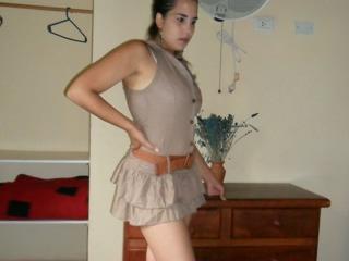captura webcam de Fabiana