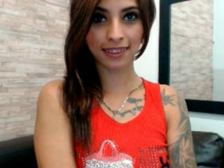 webcam de JulianaFox