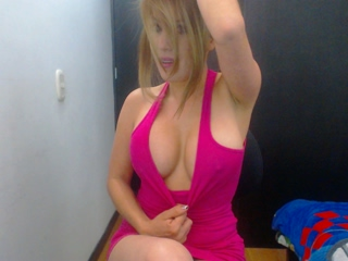 sexo por webcam con Mara
