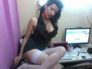 Reyna y su videochat gratis